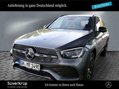gebraucht Mercedes GLC300 de 4M AMG Night Distro. Multibeam PanoD.