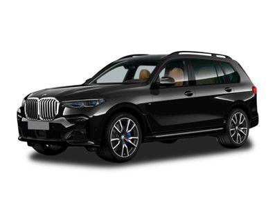 gebraucht BMW X7 xDrive30d M Sportpaket Gestiksteuerung LED