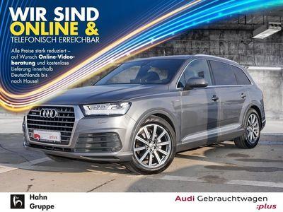 gebraucht Audi Q7 3.0TDI EU6 qu. Tip S-Line LED Navi Einpark