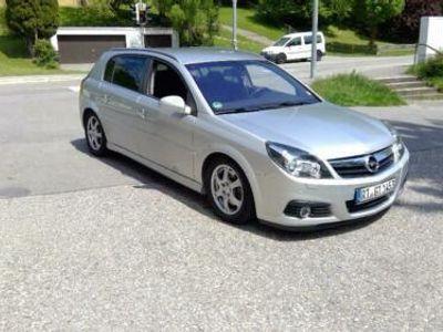 gebraucht Opel Signum 3.0 V6 CDTI Sport