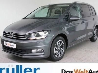 gebraucht VW Touran SOUND 1.6 TDI ACC Navi Parkp Sitzh