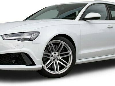 gebraucht Audi RS6 RS6Avant 4.0 TFSi qu. tiptr. KAMERA+LEDER