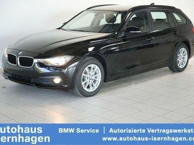 gebraucht BMW 318 d Touring Advantage Navi PDC Alu Sitzheizung