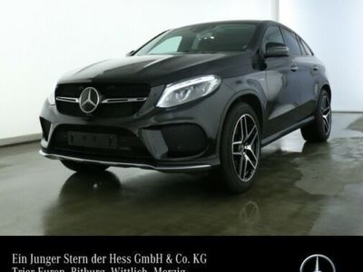gebraucht Mercedes GLE43 AMG AMG 4M CP Pano Distronic Comand Memory