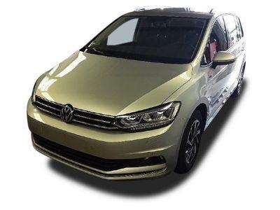 gebraucht VW Touran 1.5 Benzin