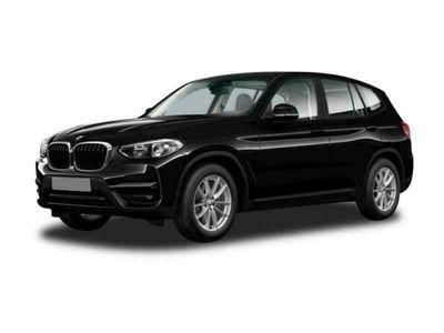 gebraucht BMW X3 X3xDrive20d Advantage Navi CD 1.Hand Shz PDC