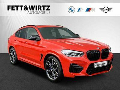 gebraucht BMW X4 M COMPETITION