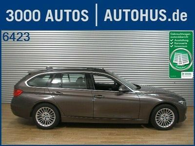 gebraucht BMW 320 d Touring xDrive Luxury-Line Leder Navi Pano