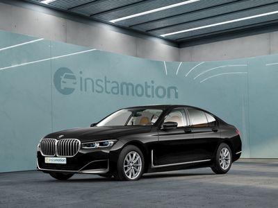 gebraucht BMW 740 740 d xDrive+PARK-ASS-PLUS+MASSAGE+LEASING AB 799-+SITZBELάFTUNG