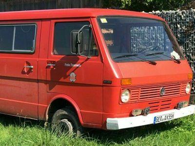 gebraucht VW LT VW35 Feuerwehr H Zulassung