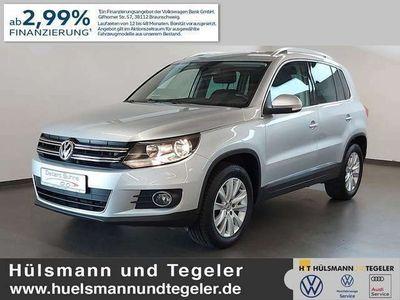 gebraucht VW Tiguan 2.0 TDI Sport & Style Leder LM Klima