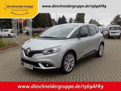 gebraucht Renault Scénic TCe 140 GPF Limited