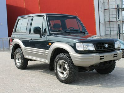 gebraucht Hyundai Galloper 3,0 V6 Exceed Serviceheft *BF GOODRICH*