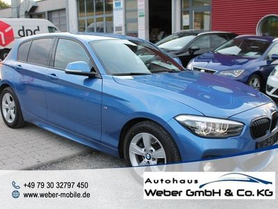 gebraucht BMW 125 i *M-Edition*AT*5-Türer*Navi*LED*WLTP*