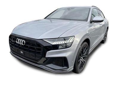 gebraucht Audi Q8 50 TDI qu. S line LUFT- MATRIX-PANO-ACC-STAND