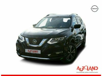 gebraucht Nissan X-Trail 1.3 DIG-T AT 2-Zonen-Klima Navi Tempomat