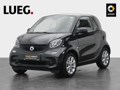 gebraucht Smart ForTwo Coupé 52kW (71 PS) passion Pano.