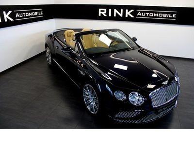 gebraucht Bentley Continental GTC W12 MY2016