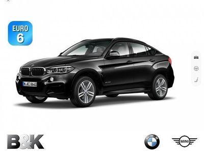 käytetty BMW X6 xDrive30d M Sportpaket - Leas. ab 599 o.Anz