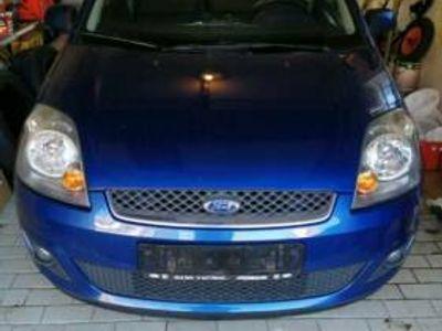 käytetty Ford Fiesta 1.6 Turbo Diesel Baujahr 8.2007 ohne TÜV
