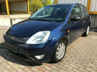 used Ford Fiesta 1.4 TÜV NEU bis 2021