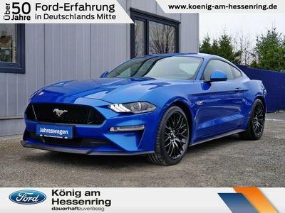 gebraucht Ford Mustang GT V8 Autom.+Klimasitz+NAV+Leder+B&O+LED