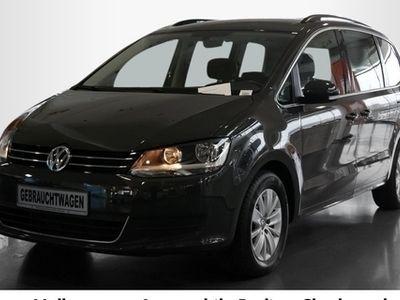 gebraucht VW Sharan 2.0 TDI DSG Comfortline Navi Tempomat PDC