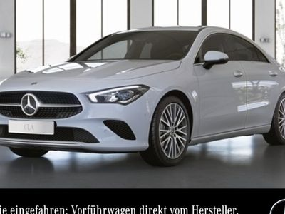 gebraucht Mercedes CLA200 Cp. Carbon LED Kamera Spurhalt-Ass PTS