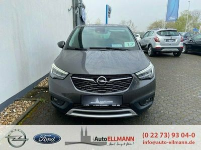 gebraucht Opel Crossland X LED+PDC+NSW IntelliLink+Kamera