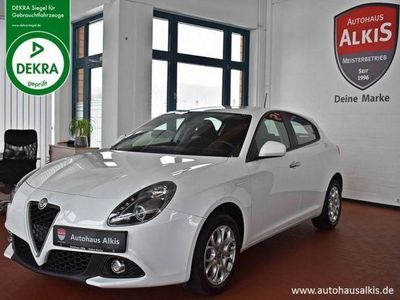 gebraucht Alfa Romeo Giulietta 1.4 16V+Xenon+Klimaautomatik+Garantie