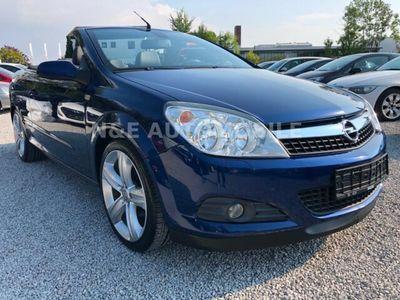 gebraucht Opel Astra Cabriolet H Twin Top Endless Summer*AUTOMATIK* NAVI*