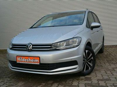 gebraucht VW Touran United 2.0l TDI BMT SCR, Navi, 7-Sitzer, AHK, PDC, DAB, Bluetooth, SHZ