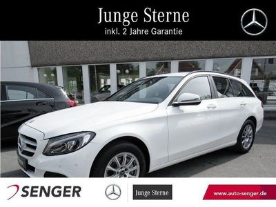 used Mercedes C250 T-Modell