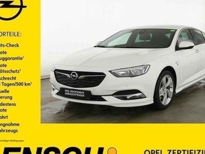 gebraucht Opel Insignia 1.6 T GS Dynamic *Leder*Navi*BOSE*Cam*