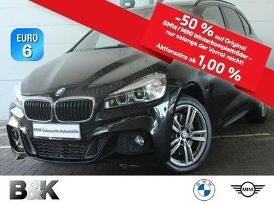gebraucht BMW 225 xe iPerformance M Sport HUD Panorad. Navi LED