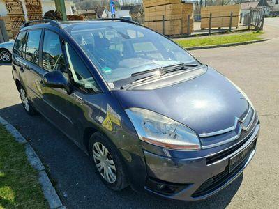 gebraucht Citroën C4 Picasso HDi 110 FAP +KLIMA+EURO4+7 PLATZ