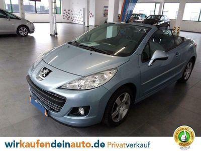 gebraucht Peugeot 207 CC