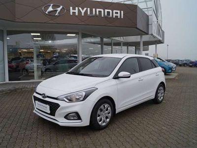 gebraucht Hyundai i20 blue 1.2 Trend Kamera/Sitzheiz./Tempomat