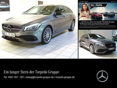 gebraucht Mercedes CLA250 4M SB AMG GARMIN®+LED+NIGHT+KAMERA+KEYLE