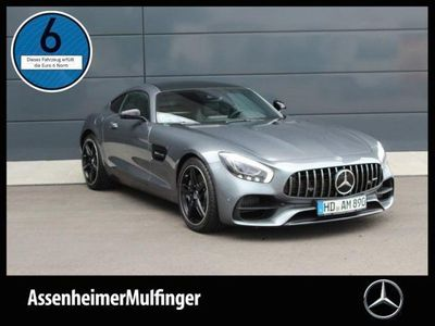 gebraucht Mercedes AMG GT Mercedes- *Night/Performance Abgas/Keyless