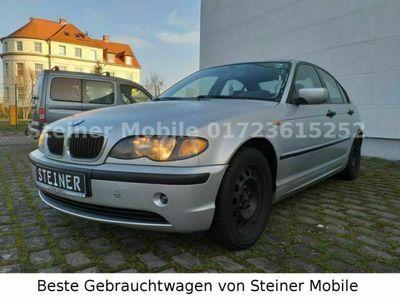 gebraucht BMW 316 316 Baureihe 3 Lim. i 85KW