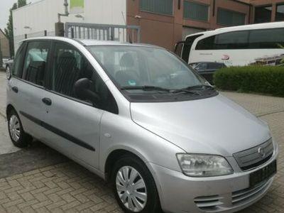 used Fiat Multipla Klima Scheckheftgepflegt