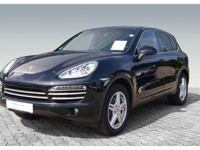 gebraucht Porsche Cayenne Diesel Platinum Edition 3.0 Sitzheizung