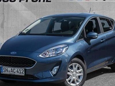 gebraucht Ford Fiesta Cool & Connect 1,1 52kW, 5-türig, Klima