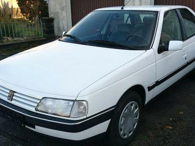 "gebraucht Peugeot 405 SRI ""Automatik"" Rarität"""