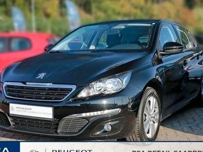 gebraucht Peugeot 308 Active 1,6BlueHDi FAP 120 EAT6 | Klima | LM-Felgen