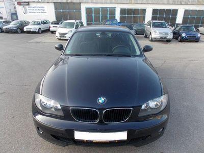 gebraucht BMW 116 i KLIMA