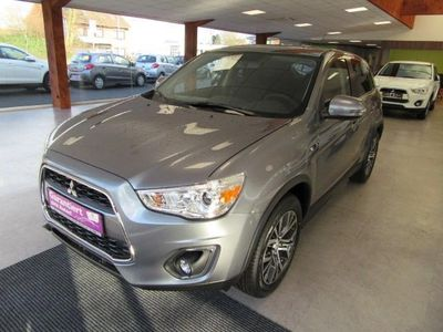 gebraucht Mitsubishi ASX PLUS1,6 l DI-D 2WD Plus