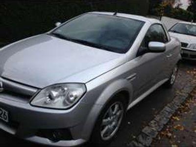 gebraucht Opel Tigra Twin Top Automatik