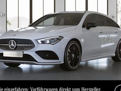 gebraucht Mercedes CLA200 Shooting Brake AMG LED Night Kamera Spurhalt-Ass PTS